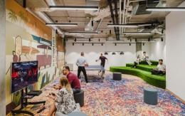 创意型公司办公室该如何装修设计?