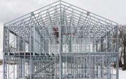 什么是轻钢或轻钢预制板结构?能做到100%回收,绿色无污染?
