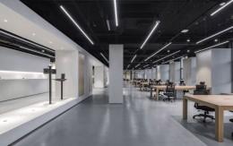 办公室装修设计中选择地板时应该注意什么?