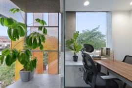 办公室装修的座位摆放技巧,这些问题需要注意!