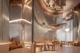 """建筑材料玻璃砖,被誉为空间设计中最具灵气的""""缪斯""""!"""