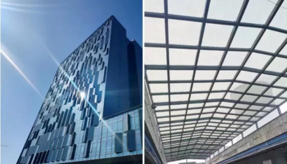 """3种""""光伏爬墙""""新型建材,最大程度地减少能耗,让每一座建筑成为""""发电厂""""!"""